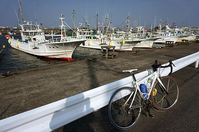 漁師町ですから魚料理が期待できます