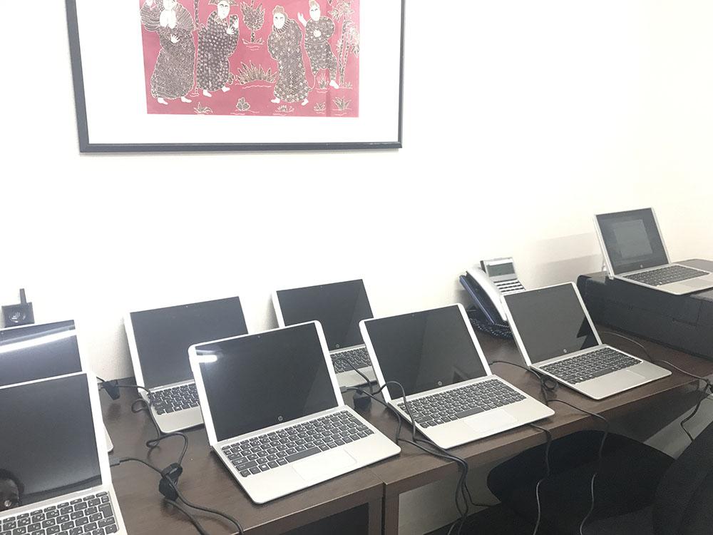 在宅医療パソコン