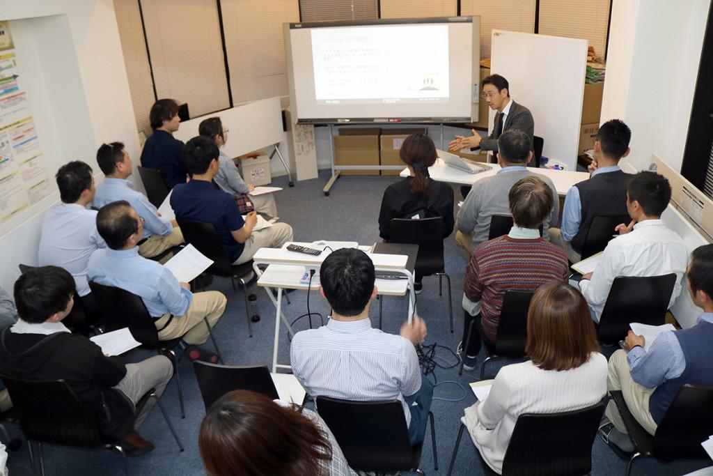 新宿ヒロクリニック会議室